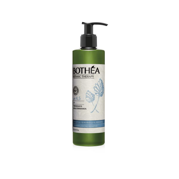 Shampoo seboriequilibrante