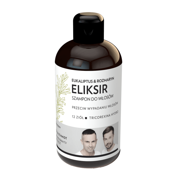 WS szampon eukalipus rozmaryn